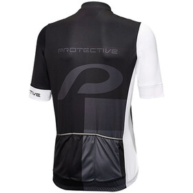 Protective Mr.Race T.Bold SS Full Zip Jersey Men black